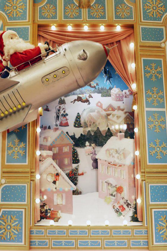 銀座三越ディスプレイ「クリスマス2019」